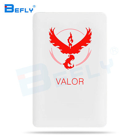 Befly 1PCS 2016 New Pokemon Go Ball Power Bank 2500mAh USB External Backup Battery Charger PowerBank for all phone - Animetee - 4