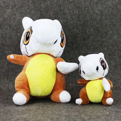 15-29cm 2Styles Japan Anime Cartoon Pokemon Cubone Plush Toys Soft Stuffed Animal Dolls Gifts For Kids - Animetee - 1
