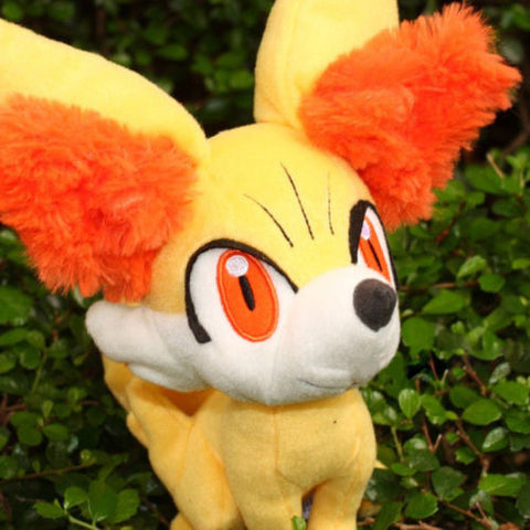 2016 New Pokemon Fennekin Small Plush Pokedoll Doll Christmas Kid Gift Stuffed Animal Toy Kawaii Kids Toys For Children Dolls - Animetee