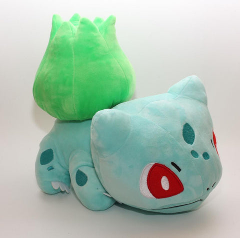 30CM 12inch Pokemon Bulbasaur plush toy dolls Bulbasaur Soft Stuffed Toy free shipping - Animetee