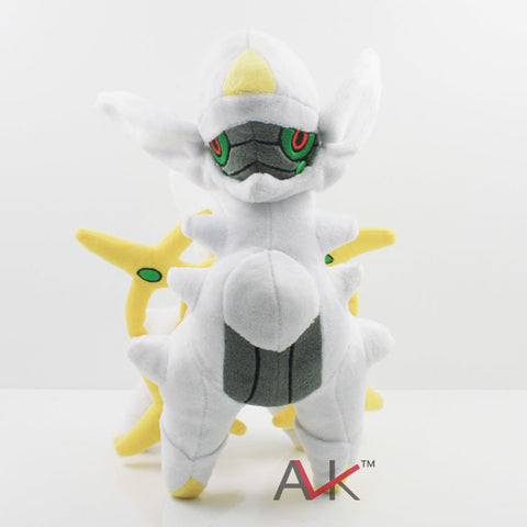 Pokemon XY Plush Toys 25cm Arceus soft stuffed dolls With Tags New Fashion Cartoon Plush kids Toys Movies & TV High Quality - Animetee
