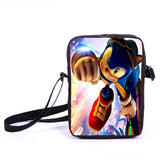 Anime Pokemon Pikacun Mario Dragon Ball Mini Messenger Bag Girls Boys School Bags Kids Book Bag Shoulder Bags For Snacks Lunch - Animetee - 9