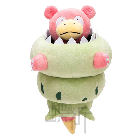 20cm Pokemon Go Crystal Version Slowking Plush Doll Toy For Gift Mythical Pokemon go High Quality Free Shipping - Animetee - 2
