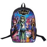Adventure Time Backpack For Teenager Anime Monster High Backpacks Kids Schoolbags Boys Girls School Bags Daily Backpack Book Bag - Animetee - 29