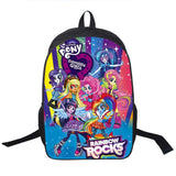 Adventure Time Backpack For Teenager Anime Monster High Backpacks Kids Schoolbags Boys Girls School Bags Daily Backpack Book Bag - Animetee - 30