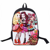Adventure Time Backpack For Teenager Anime Monster High Backpacks Kids Schoolbags Boys Girls School Bags Daily Backpack Book Bag - Animetee - 6