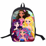 Adventure Time Backpack For Teenager Anime Monster High Backpacks Kids Schoolbags Boys Girls School Bags Daily Backpack Book Bag - Animetee - 22