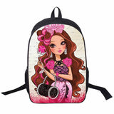 Adventure Time Backpack For Teenager Anime Monster High Backpacks Kids Schoolbags Boys Girls School Bags Daily Backpack Book Bag - Animetee - 25