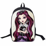 Adventure Time Backpack For Teenager Anime Monster High Backpacks Kids Schoolbags Boys Girls School Bags Daily Backpack Book Bag - Animetee - 7