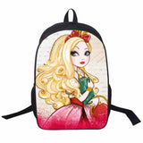 Adventure Time Backpack For Teenager Anime Monster High Backpacks Kids Schoolbags Boys Girls School Bags Daily Backpack Book Bag - Animetee - 27