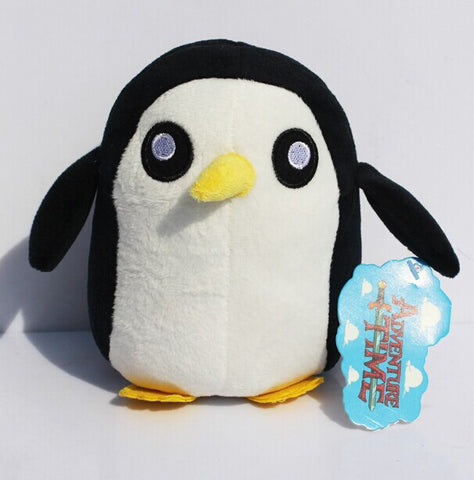 Adventure Time Gunter Penguin Stuffed Animals Plush Toys Soft Dolls For Children 15cm Free Shipping - Animetee