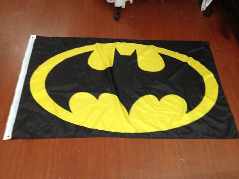3x5ft batman flag custom flag free shipping - Animetee