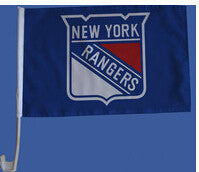 30x45CM National Football League NFL New York Rangers  window Car  flag  banner polyester  Car decoration - Animetee