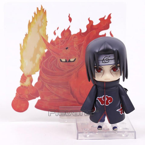 Naruto Sasauke ninja Nendoroid  Uchiha Itachi 820 PVC Action Figure Collectible Model Toy Doll AT_81_8