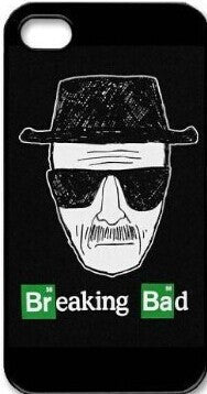 Breaking Bad Walter White Heisenberg Wanted  Cell phone Cover Protective Case for iphone 4 4s 5 5s 5c 6 6s 6plus 6s plus TVI - Animetee - 1