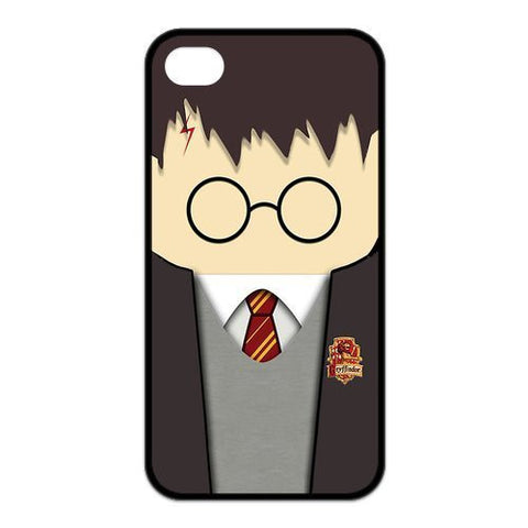 Harry Potter Abstract Art Plastic Hard Back Cover Skin Case for iphone 4/4s/5/5s/5c/6/6s/6plus/6s plus hwd - Animetee - 1
