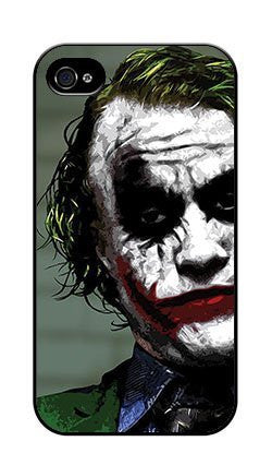 The New Joker Hard PC Case Cover for iPhone 4/4s/5/5s/5c/6/6s/6plus/6s plus celebs hwd - Animetee - 1