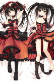 Hot Japanese Anime DATE A LIVE Tokisaki Kurumi Hugging body Pillow Cover Case Bedding Dakimakura Pillowcases 71016