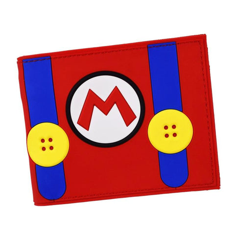 Super Mario party nes switch FVIP 2018 Anime Cartoon Wallet  /Stranger Thing / Harry Potter/Adventure Time PVC Wallets Short Purse AT_80_8