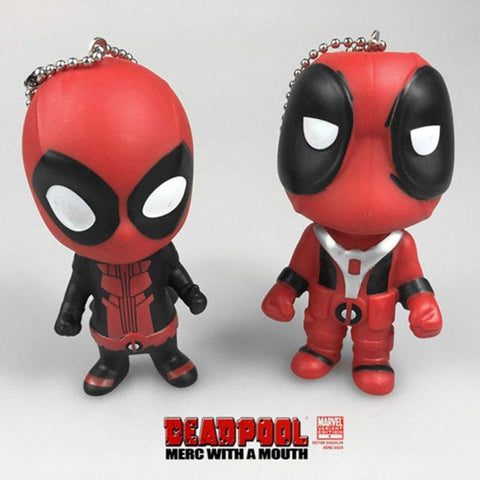 Deadpool Dead pool Taco LXHZS Toys Baby X-men Movie Cosplay Doll Anime Model PVC shake Doll  Catoon Action Figures Toy AT_70_6