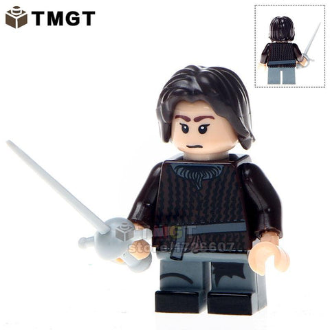 Winter Game of Thrones GOT TMGT Single Sale PG1052 Arya Stark Daenerys Targryen Cersei  Ice and Fire Building Blocks Kids Gift Toys PG8072 AT_77_7