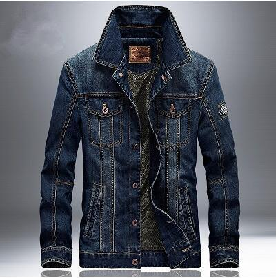 Jacket Winter Jeans Mens Bomber At Coat 94 13 2017 Jackets Trendy Denim Coats Fashion Autumn Casual Slim Fit And Men byYv76gf