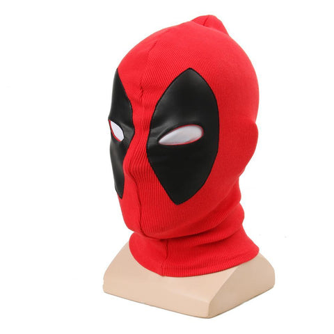 Deadpool Dead pool Taco 1pcs  Masks Superhero Balaclava Halloween Cosplay Costume X Men Hats Headgear Party Neck Hood Full Face Mask AT_70_6