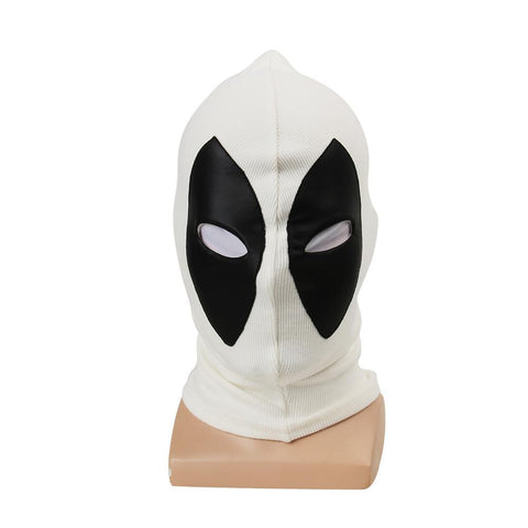 Deadpool Dead pool Taco White Type  Masks Superhero Balaclava Halloween Cosplay Costume X men Hats Headgear Party Zenpool Full Face Mask AT_70_6