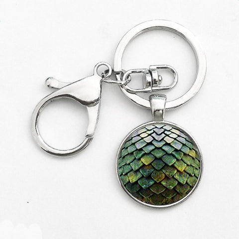 Winter Game of Thrones GOT New Steampunk  Dragon Egg Pendant Key Chain dr doctor who 1pcs/lot chain mens toy vintage 2017 charming Key ring AT_77_7