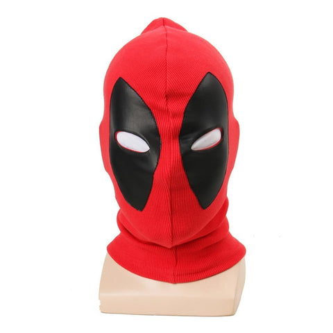 Deadpool Dead pool Taco Takerlama  Masks Super hero Balaclava Halloween Cosplay Costume X men Hats Headgear Party  Full Face Mask AT_70_6