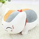 23cm Plush Toys Natsume's Book of Friends Japanese Anime Natsume Yuujinchou Nyanko Sensei Cat Action Figure Model Child kids Toy
