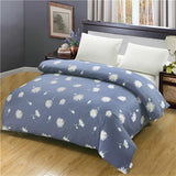 Cool 100% Cotton new yellow cartoon Duvet cover Comforter Quilt Blankets case with Zipper Twin Full Queen King double single sizeAT_93_12