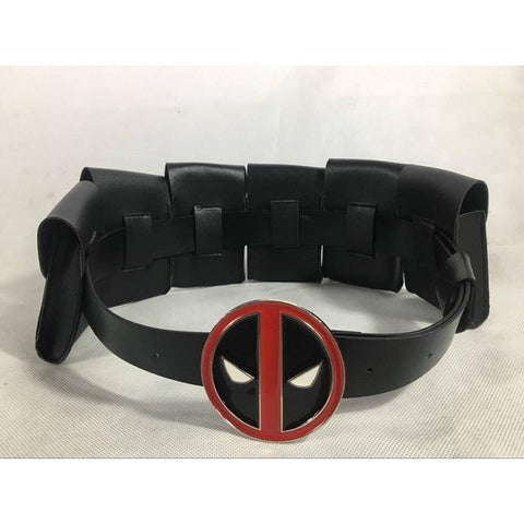 Deadpool Dead pool Taco Halloween  Belt  Waist Bags Back Strap  Suit Belt Cosplay Costume Accessories Sword Holder Holder AT_70_6