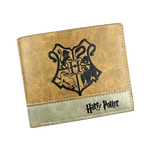 Winter Game of Thrones GOT High Quality Harry Potter Ricky And Morty  Patchwork Button Men Anime Wallets Money Cards Holders Boys Gift Bags AT_77_7