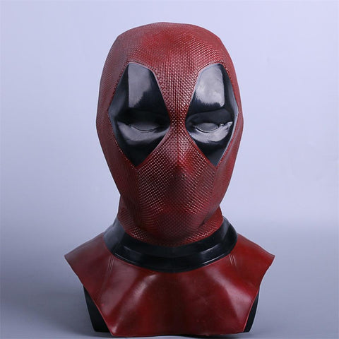 Deadpool Dead pool Taco  2 Masks Cosplay Costume Props Superhero Movie Full Face Halloween Mask AT_70_6