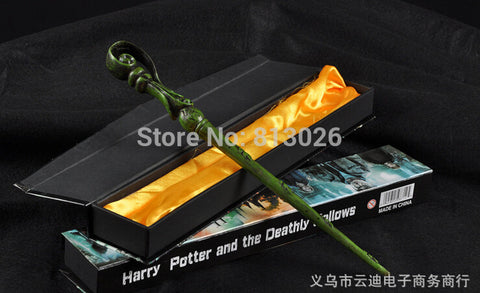Harry Potter Fleur Delacour 36cm Magical Wand Action Figures PVC brinquedos Collection Figures toys with Retail box hwd - Animetee
