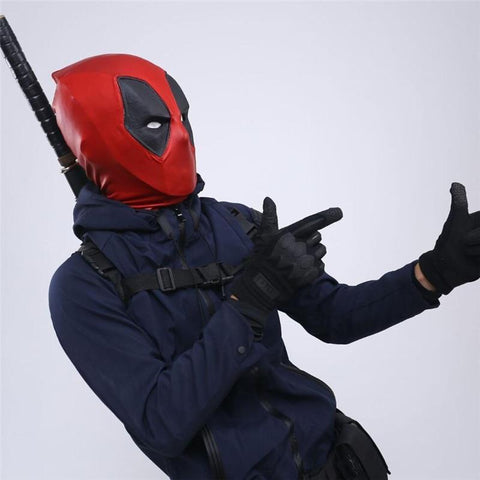 Deadpool Dead pool Taco New Arrival  Masks Balaclava  Headgear Hood Full Face Mask Halloween X-Men Halloween Costume Cosplay Mask AT_70_6