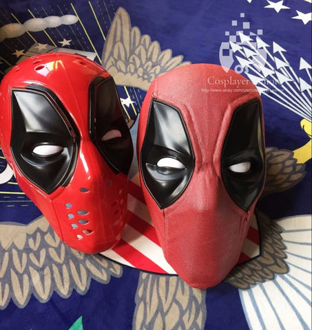 Deadpool Dead pool Taco New Upgraded  ABS Plastic Full Shell Mask/Helmet with TWO Sets of Magnetic Lenses  Halloween Prop Gift Cosplay AT_70_6
