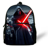 12-Inch Preschool Backpacks For Boys Girls Star Wars Backpack For Kids Kindergarten Backpacks Star Wars Bag For Children Baby