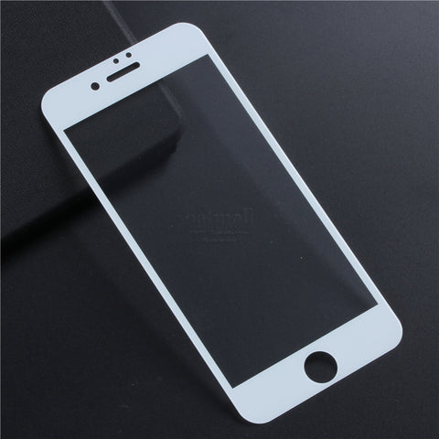0.26mm Full Screen Clear Tempered Glass Film For Apple iPhone 7 Screen Protector Cover Glass On the For iPhone 8 7 6 plus X 9H
