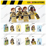 2016 new Baby Toys ghostbuster minifigures DIY building block Bricks figures classic toys Educational Toys Compatible with lego 80's - Animetee - 1