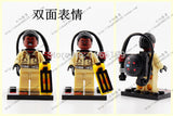 2016 new Baby Toys ghostbuster minifigures DIY building block Bricks figures classic toys Educational Toys Compatible with lego 80's - Animetee - 6