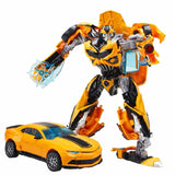 2016 Hot toys Transformation 4 Robots Cars Brinquedos Action Figures Toys Classic kids toys for boys juguetes for gifts Toy - Animetee - 26