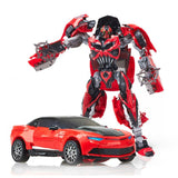 2016 Hot toys Transformation 4 Robots Cars Brinquedos Action Figures Toys Classic kids toys for boys juguetes for gifts Toy - Animetee - 10