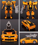 2016 Hot toys Transformation 4 Robots Cars Brinquedos Action Figures Toys Classic kids toys for boys juguetes for gifts Toy - Animetee - 65