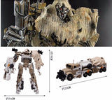 2016 Hot toys Transformation 4 Robots Cars Brinquedos Action Figures Toys Classic kids toys for boys juguetes for gifts Toy - Animetee - 150