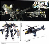 2016 Hot toys Transformation 4 Robots Cars Brinquedos Action Figures Toys Classic kids toys for boys juguetes for gifts Toy - Animetee - 115