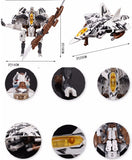 2016 Hot toys Transformation 4 Robots Cars Brinquedos Action Figures Toys Classic kids toys for boys juguetes for gifts Toy - Animetee - 98