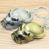1PC New Arrival Predator Alien hunter Metal Keychain Pendant Fashion Key Chain Chaveiro Key Ring For Men hwd 80's - Animetee - 1