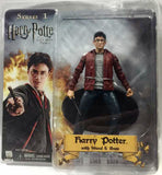 New in package Harry Potter Danniel Radcliffe wand series 1 Action Figure Collectible Model Toy hwd Celebs - Animetee - 3